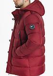 Braggart Dress Code 37485   Мужская зимняя куртка красная, фото 9