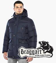 Мужская зимняя куртка темно-синяя. Braggart Dress Code Германия