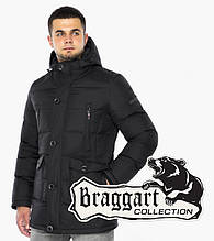 Мужская зимняя куртка черная. Braggart Dress Code Германия