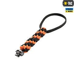 Темляк M-Tac Helix Skull Black/Orange
