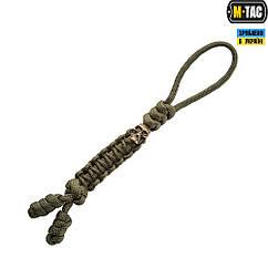 Темляк M-Tac Loopy Snake Skull Olive