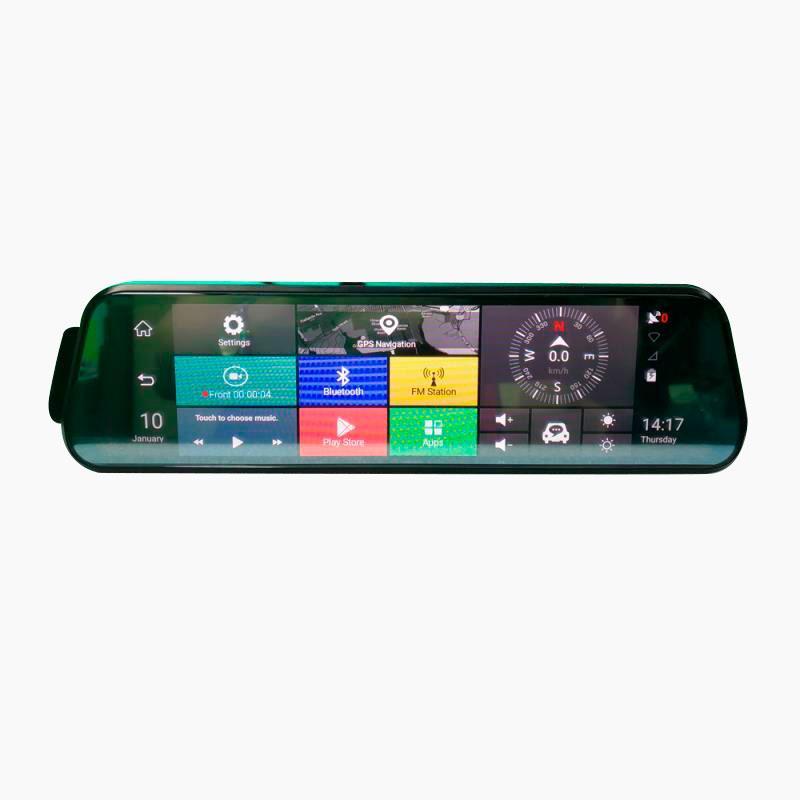 Штатное зеркало Prime-X 110 Android +4G