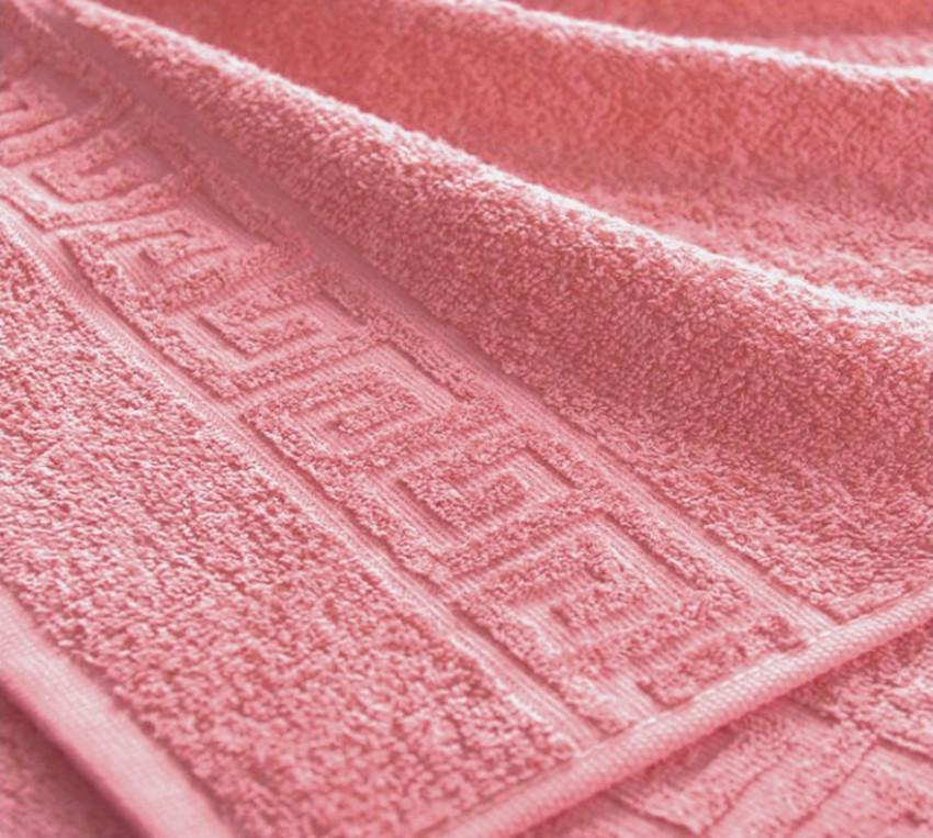 ТМ TAG Полотенце махровое 100 х 150  Pink