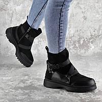 Ботинки женские зимние черные Lana 2317 (36 размер), фото 1