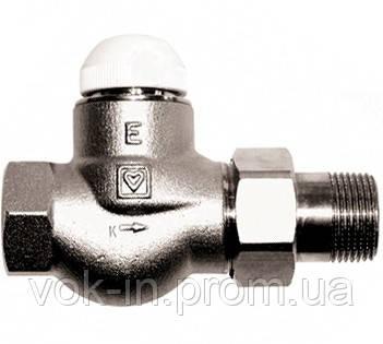 """Клапан термостатический HERZ-TS-E прямой - 3/4"""" 1772302"""