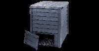 Компостер GRAF Thermo-Wood 600 л з решіткою КОД: 626051