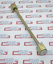 Паливна трубка. Довжина 618 мм, гайки: М 14-14 мм, фото 3
