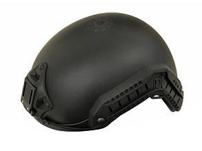 Шолом страйбольний FMA FAST Maritime Helmet Replica Black