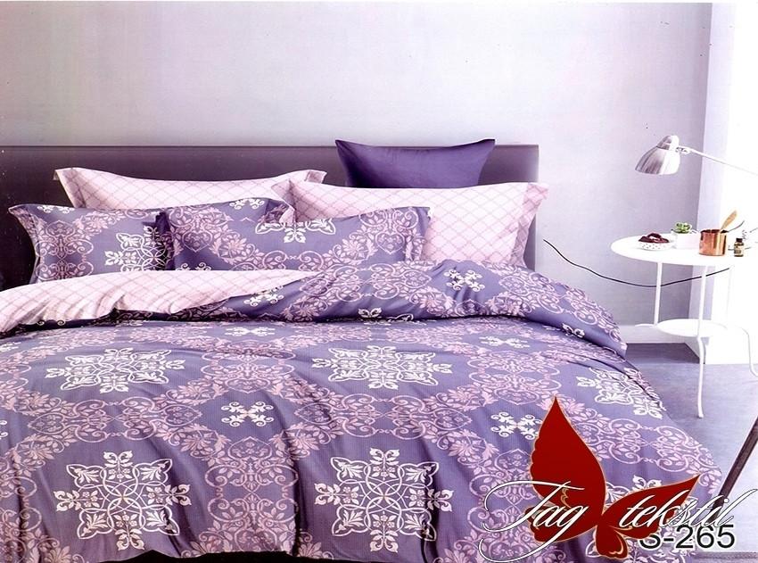 ТМ TAG Комплект постельного белья с компаньоном S265