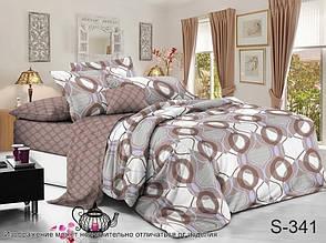 ТМ TAG Комплект постельного белья с компаньоном S341