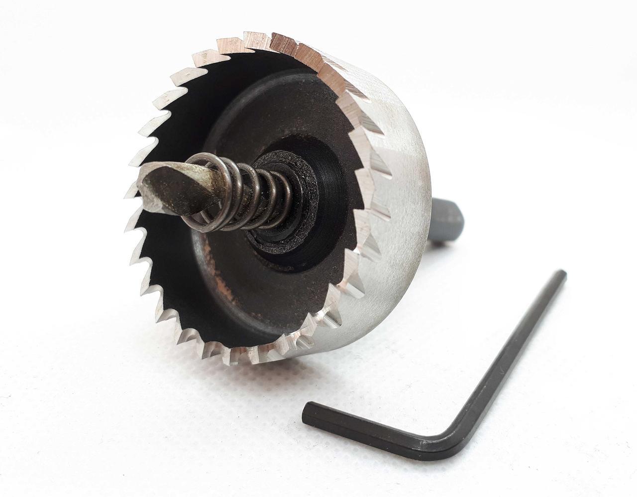 Сверло корончатое по металлу Rapide 40 мм (R-40)