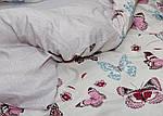 ТМ TAG Комплект постельного белья с компаньоном S346, фото 6