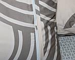 ТМ TAG Комплект постельного белья с компаньоном S354, фото 2