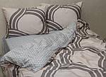ТМ TAG Комплект постельного белья с компаньоном S354, фото 6