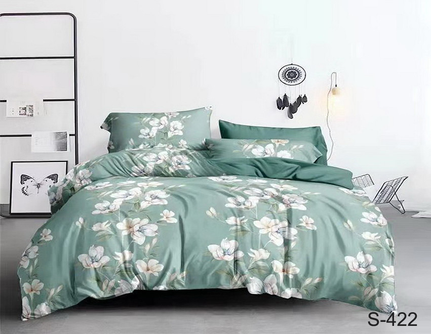 ТМ TAG Комплект постельного белья с компаньоном S422