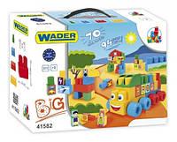 Конструктор Wader Middle Blocks 33 элемента 41581