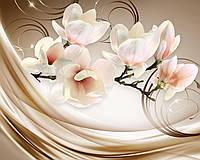 Фотообои Веточка с цветами