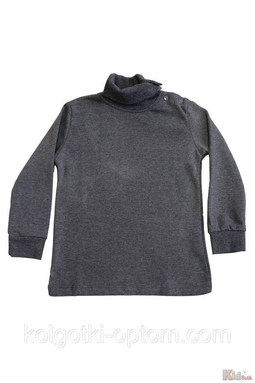 ОПТОМ Гольф темно-серого цвета базовый с кнопками (86 см.)  Lovetti 2125000686721