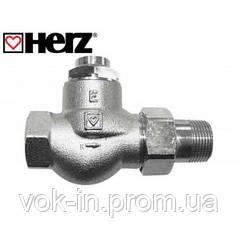 Вентиль обратного потока HERZ RL-1-E проходной DN20 1372302