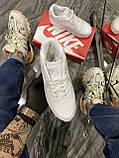 Кроссовки Nike Air Max 90 Full White, кроссовки найк аир макс 90, кросівки Nike Air Max 90, найк аір макс 90, фото 4