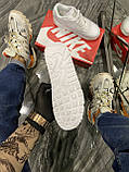 Кроссовки Nike Air Max 90 Full White, кроссовки найк аир макс 90, кросівки Nike Air Max 90, найк аір макс 90, фото 6