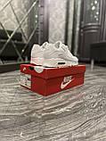 Кроссовки Nike Air Max 90 Full White, кроссовки найк аир макс 90, кросівки Nike Air Max 90, найк аір макс 90, фото 8