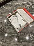 Кроссовки Nike Air Max 90 Full White, кроссовки найк аир макс 90, кросівки Nike Air Max 90, найк аір макс 90, фото 9