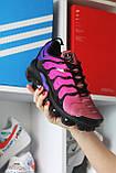 Мужские кроссовки Nike Air VaporMax TN Pink Violet, мужские кроссовки найк аир вапормакс тн, фото 2