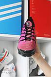 Мужские кроссовки Nike Air VaporMax TN Pink Violet, мужские кроссовки найк аир вапормакс тн, фото 4