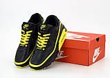 Мужские кроссовки Nike Air Max 90, мужские кроссовки найк аир макс 90, чоловічі кросівки Nike Air Max 90, фото 5