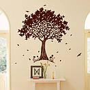 Наклейка на стіну Дерево гармонії, фото 2