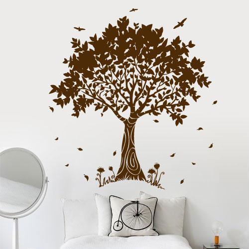 Наклейка на стіну Дерево гармонії
