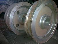 Крановые колеса 630*100
