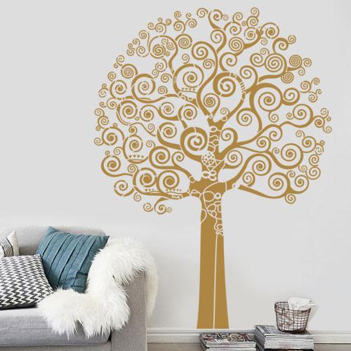 Наклейка на стіну Дерево життя