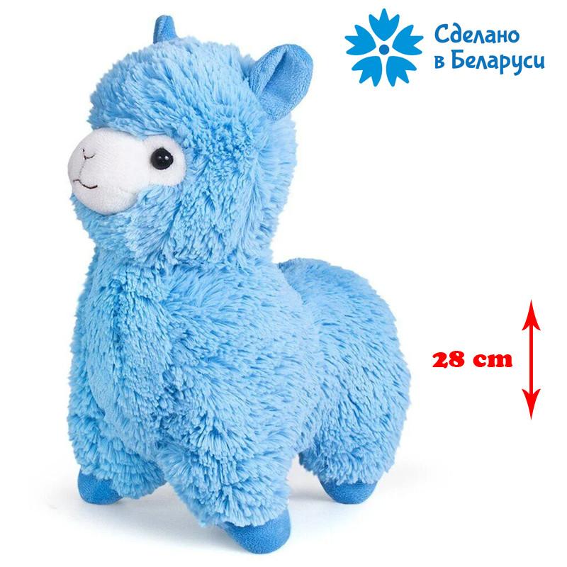 Мягкая игрушка Альпака FANCY голубая (ALPK01/G)