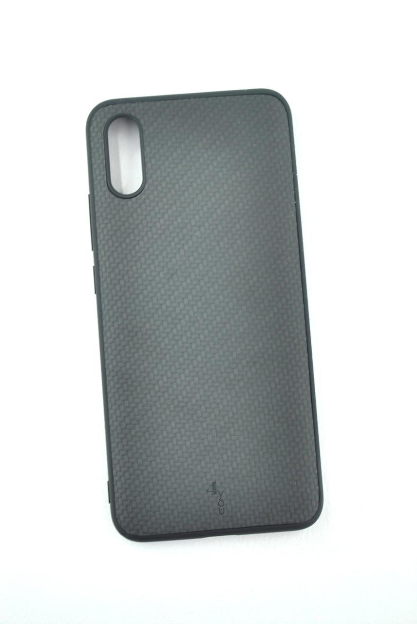 Чехол iPhone 6 Silicon Series Carbon Black (4you)