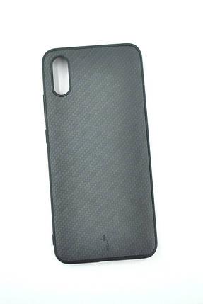Чехол iPhone 6 Silicon Series Carbon Black (4you), фото 2