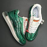 Мужские кроссовки Nike Air Max 720 Deluxe Green, мужские кроссовки найк аир макс 720 делюкс, фото 3
