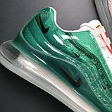 Мужские кроссовки Nike Air Max 720 Deluxe Green, мужские кроссовки найк аир макс 720 делюкс, фото 7