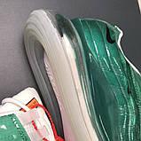Мужские кроссовки Nike Air Max 720 Deluxe Green, мужские кроссовки найк аир макс 720 делюкс, фото 9
