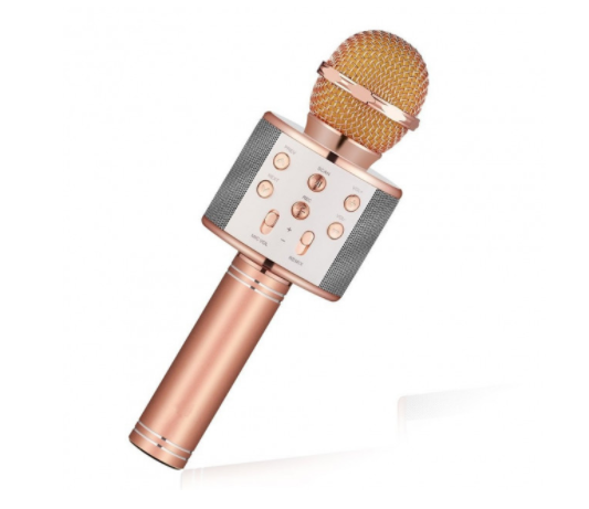 ОПТ Беспроводной микрофон для караоке Wster WS-858