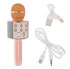ОПТ Беспроводной микрофон для караоке Wster WS-858, фото 2