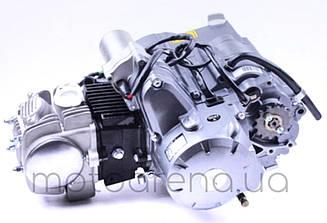 Двигун Дельта/Альфа/Актив (125СС) механіка