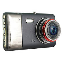 """Автомобільний відеореєстратор Navitel R800 (4"""" екран, запис FullHD відео)"""