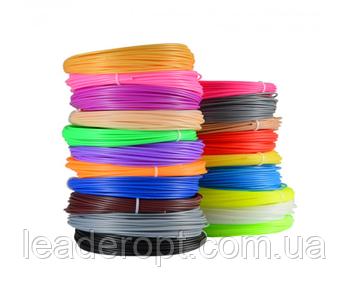 ОПТ Пластик для 3D-ручки качество PLA 10 метров экологически чистый