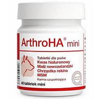 Артро Ха Міні - комплекс для лікування суглобів для собак та кішок (банку, 40 Міні табл.)