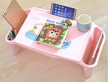 Стол детский органайзер пластиковый универсальный, фото 5