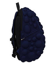 Школьный рюкзак MadPax Bubble Full цвет Navy (синий), фото 2