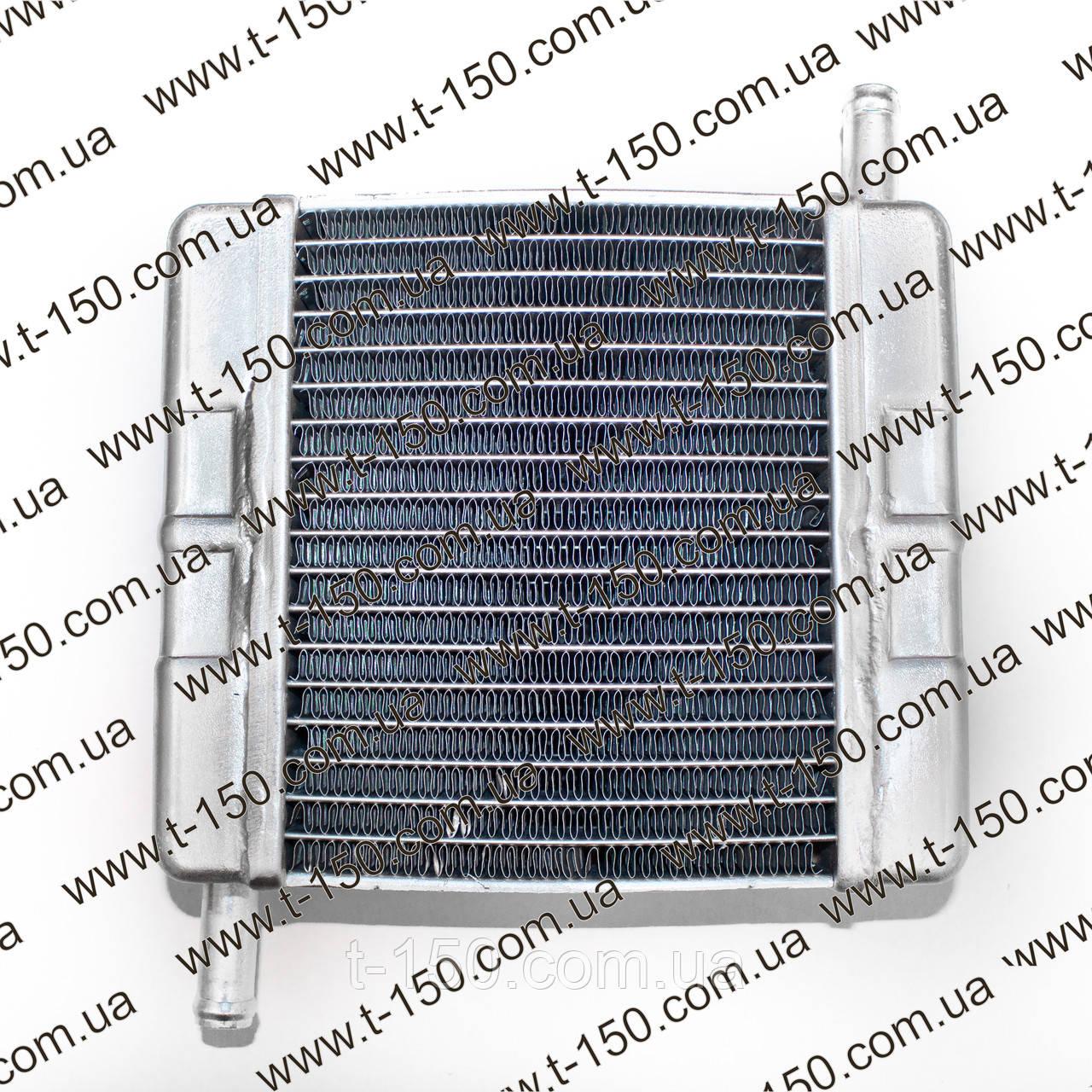 Радиатор отопителя МТЗ (печка) универсальной кабины (алюминиевый), 41.035-1013010
