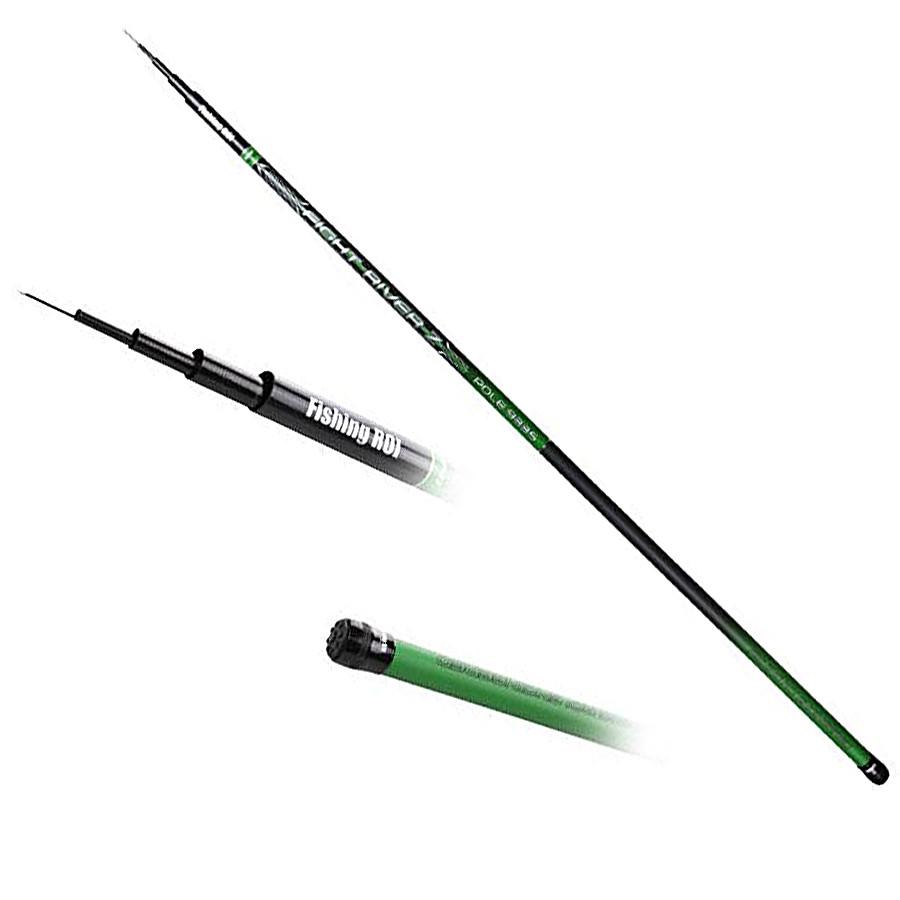 Вудка Fishing ROI Telepole 9336 Fight River Z 600 10-30gr